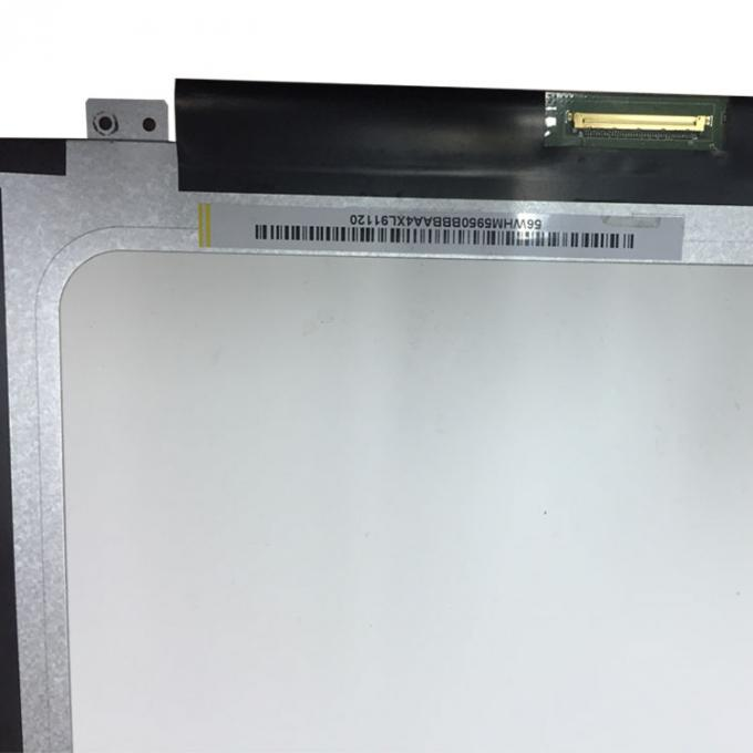 NT156WHM N10 15.6 Inch LCD Screen / LCD Panel Replacement With Slim 40 Pin