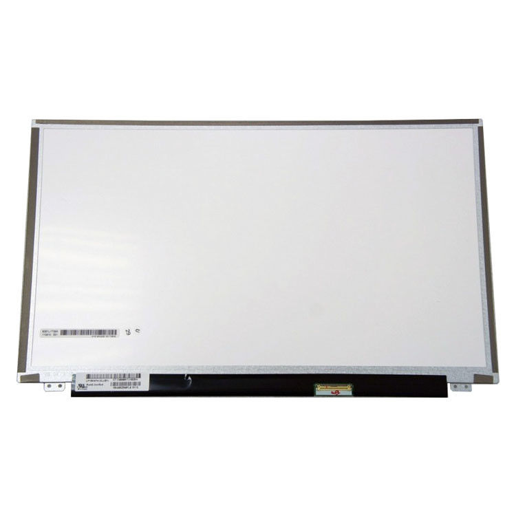 40 Pin Connector 15.6 Laptop Display , HD LCD Screen 220K With 1920x1080 IPS